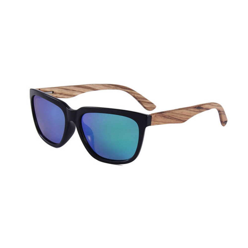 Handmade Wooden Sunglasses (Wide Temples)