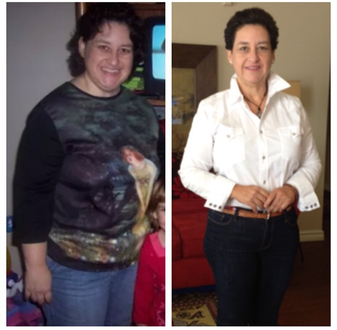 - I have been doing training with Myra for over a year. My transformation has been at a steady pace. Being a business woman, Myras training is amazing because despite the fact that i am very busy, i still manage to get my workouts done and keep a well balanced nutrition. Slow and steady progress has been my success. I highly recommend Myras training.