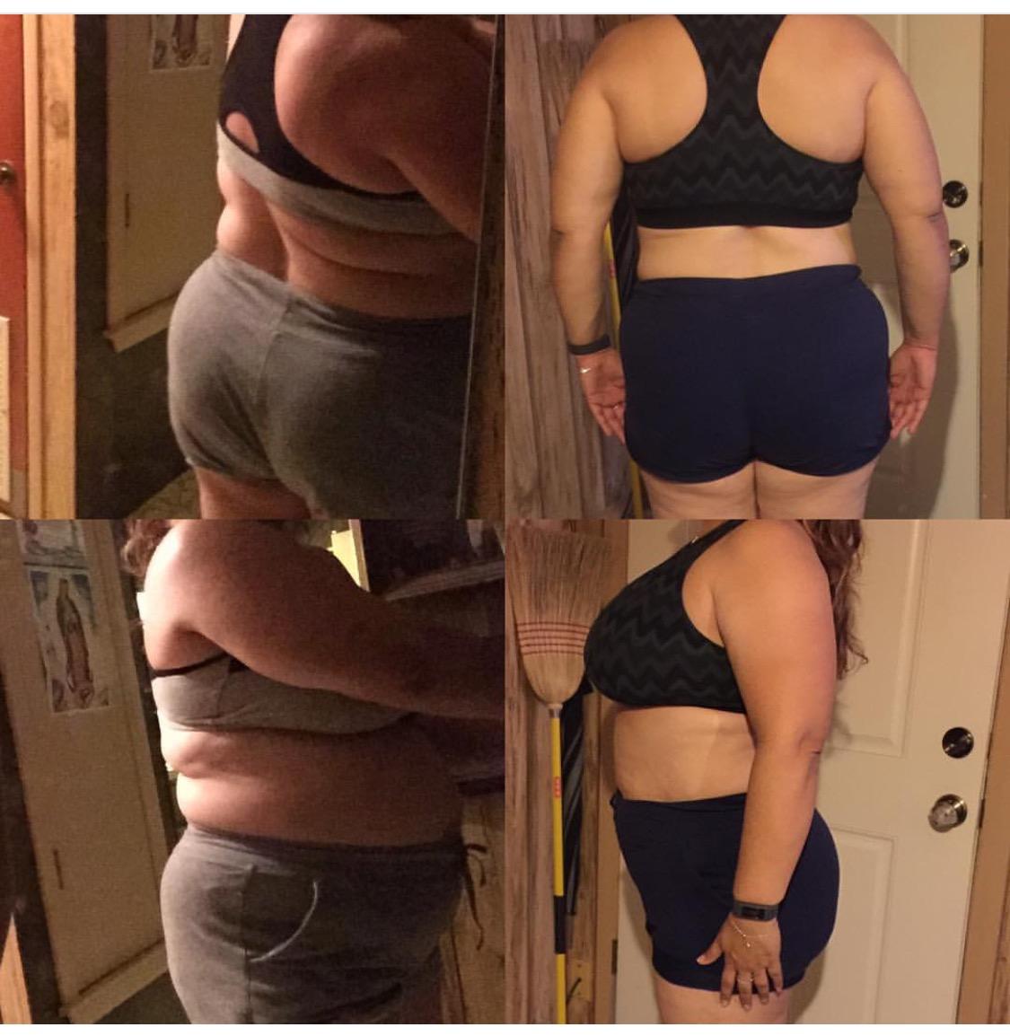 3 month progress