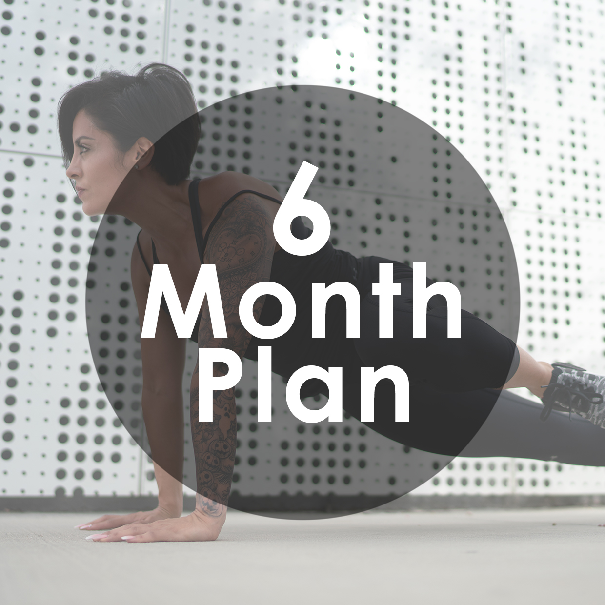 • BEST VALUE    180 Day Workout Plan  Intake Questionnaire  Macro Assistance - Nutritional Guidance (Vegan/vegetarian friendly)  BreastFeed/Nurturing Friendly  Weekly Check Ins    New Workouts Every Month including Nutrition PLANS      Email access for questions      Monthly Video chat      Bi-Weekly Phone Calls