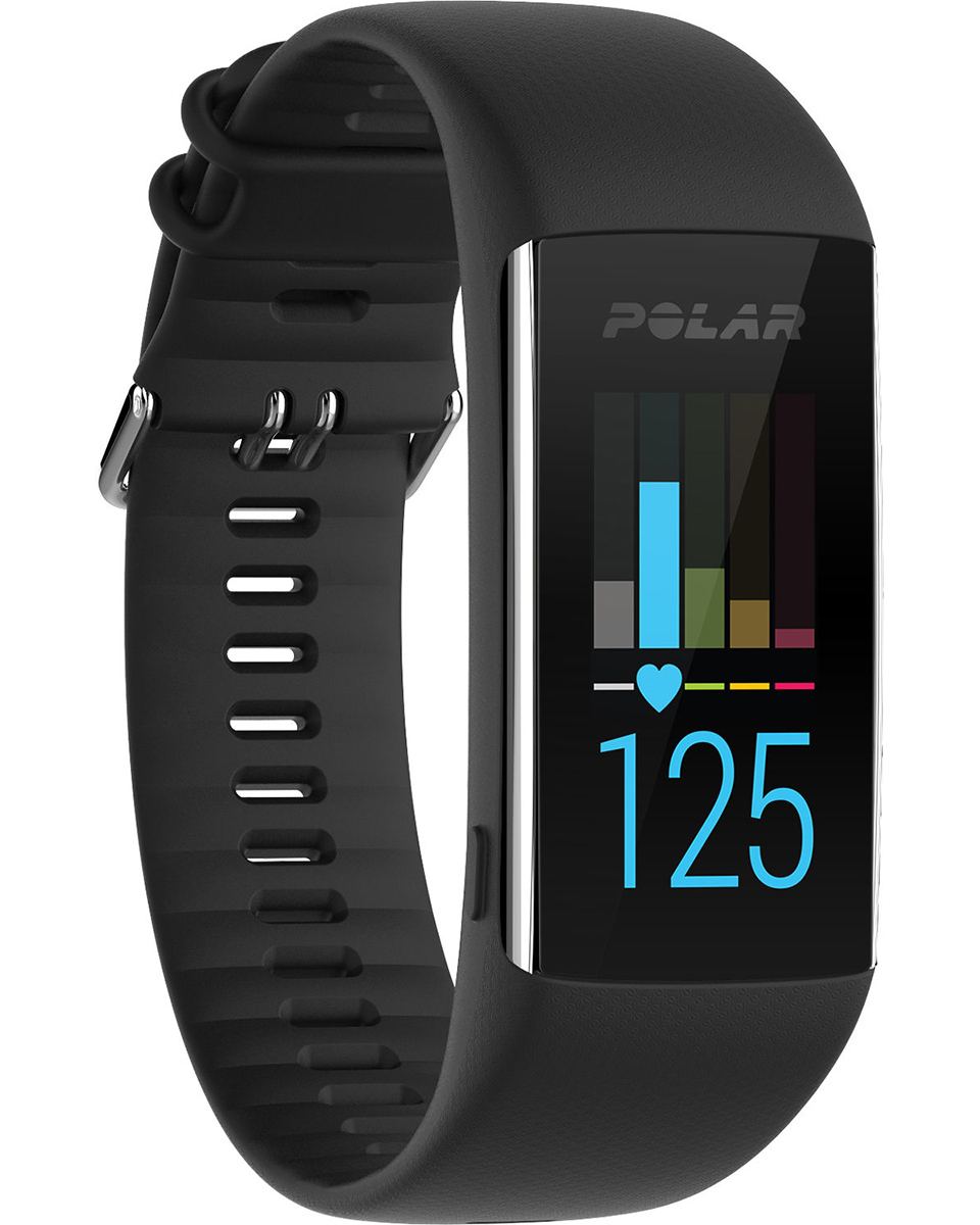 3 participants will be randomly selected to win one of three POLAR A370 waterproof fitness trackers -