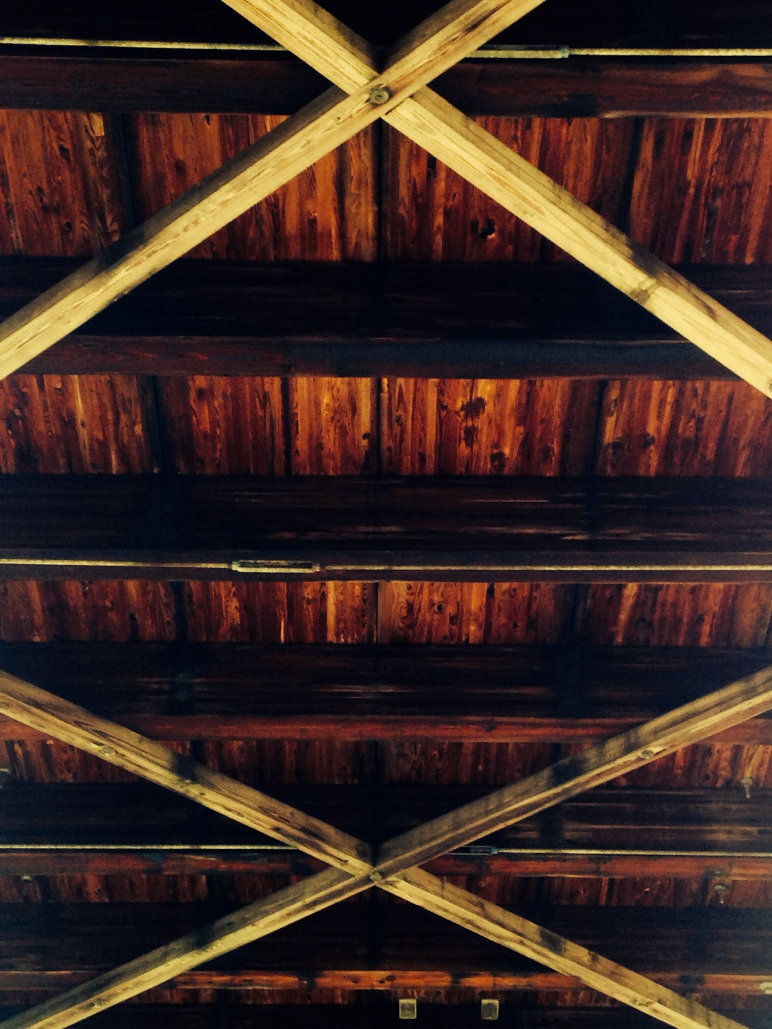 The underside of the Williamsville Bridge in Newfane - so its was used for an LM // PM ad. See the ad  here