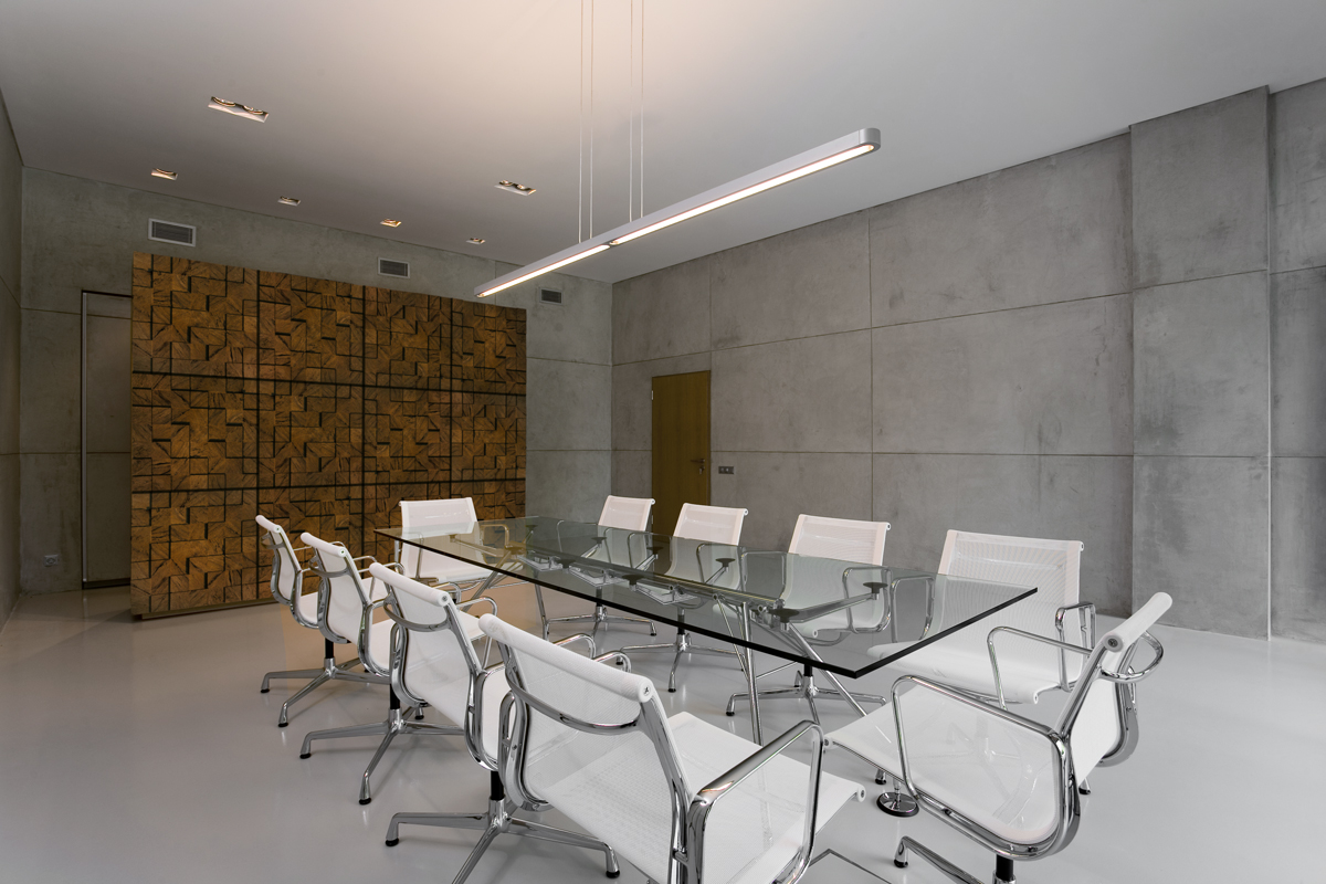 Peat Bricks™ Wall - Office Interior
