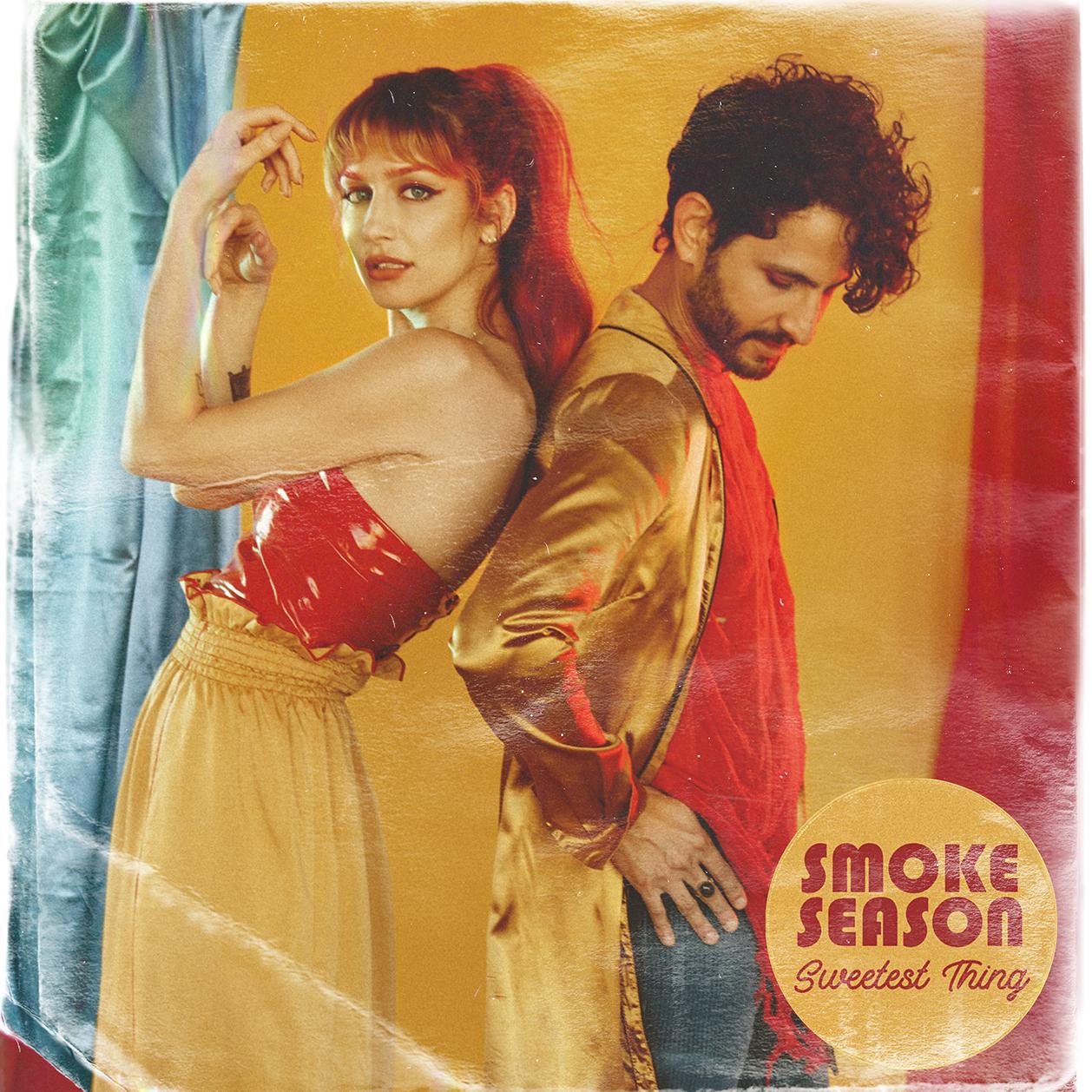 Smoke Season Album Packaging