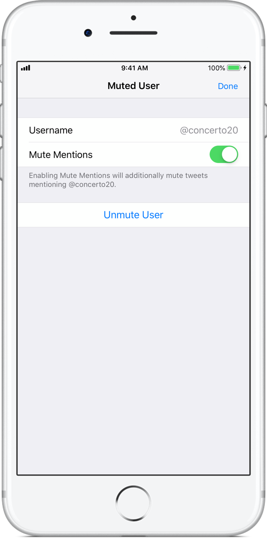 New Option for Muting User Mentions in Tweetlogix 2.17