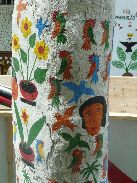 Rio Street art is everywhere