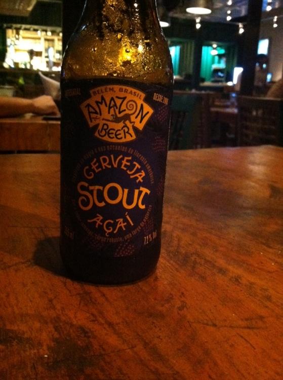 Acai Stout, not $2.50