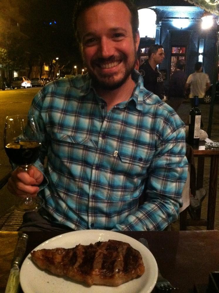 Don Julio's bife de chorizo