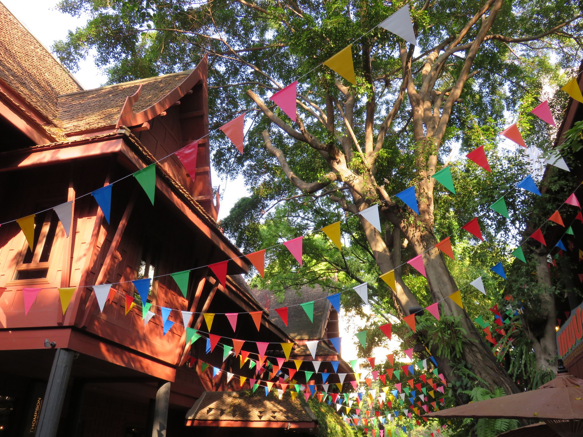 Shrine to Silk & Siam: The Jim Thompson House