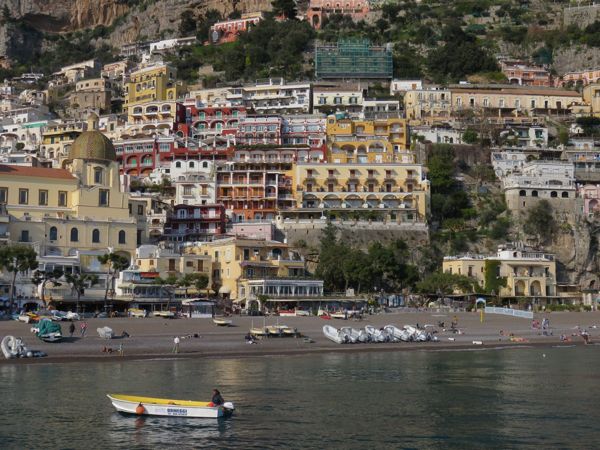Positively Positano