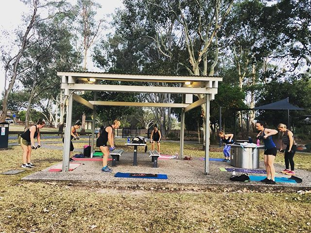 3 weeks of our challenge left! The girls starting their week off right with a weights session! To come along to a free trial visit www.riseandgrindfitness.com.au