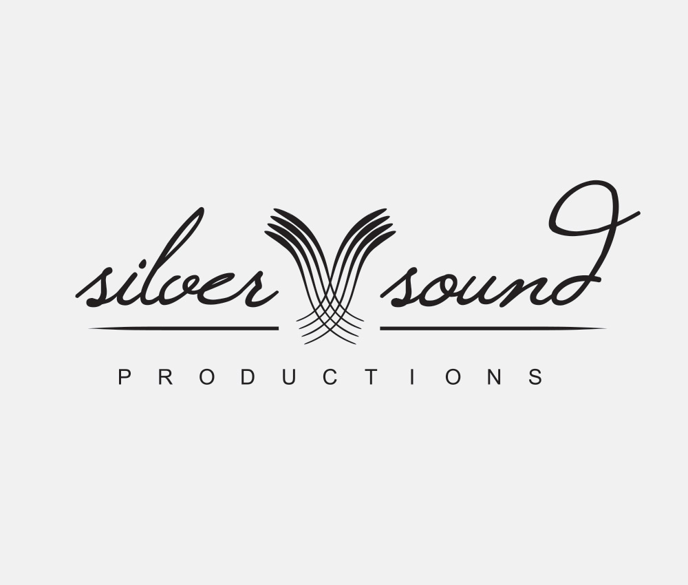 Silver Sound Productions Logo Design