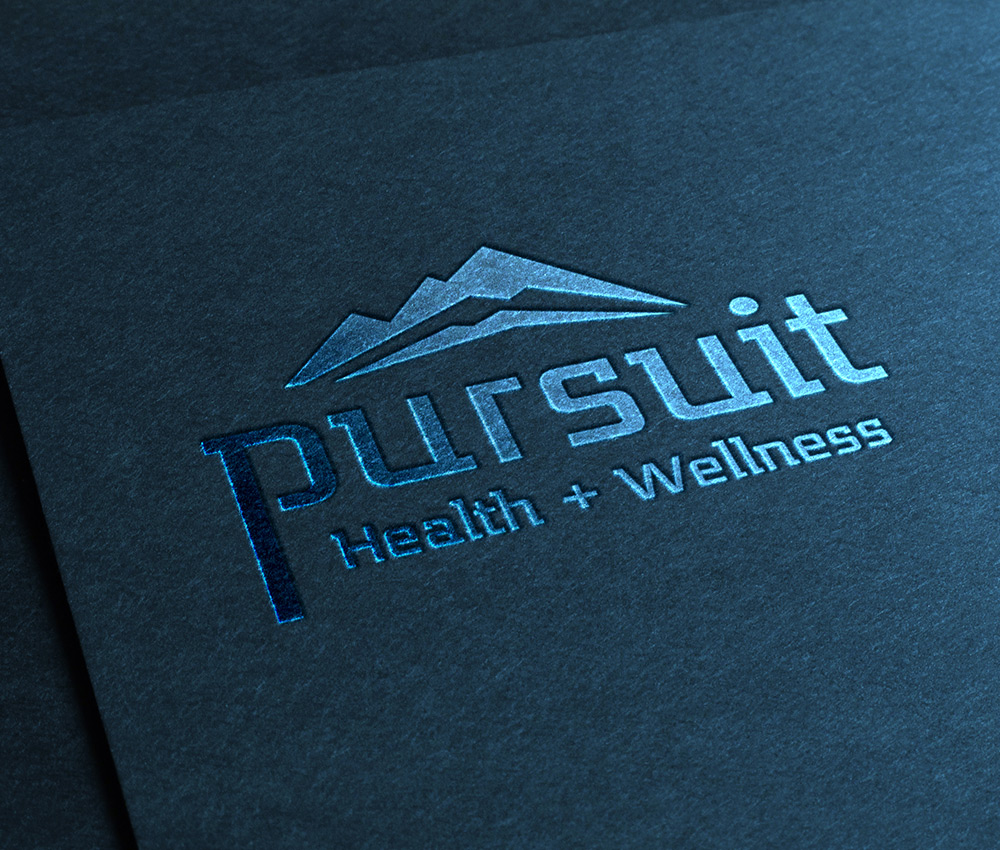 Pursuit Health + Wellness Logo