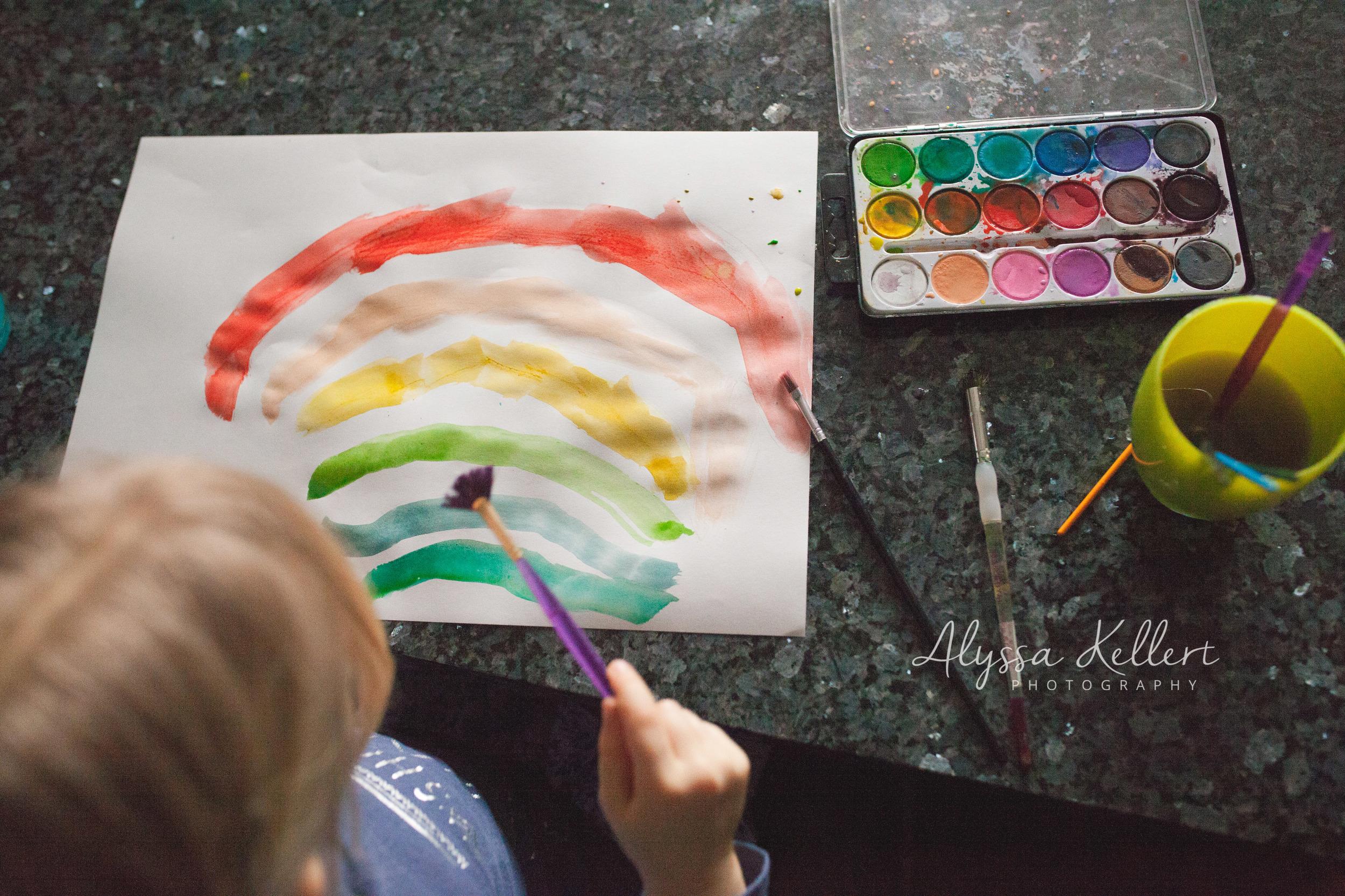 painting-rainbow-kid