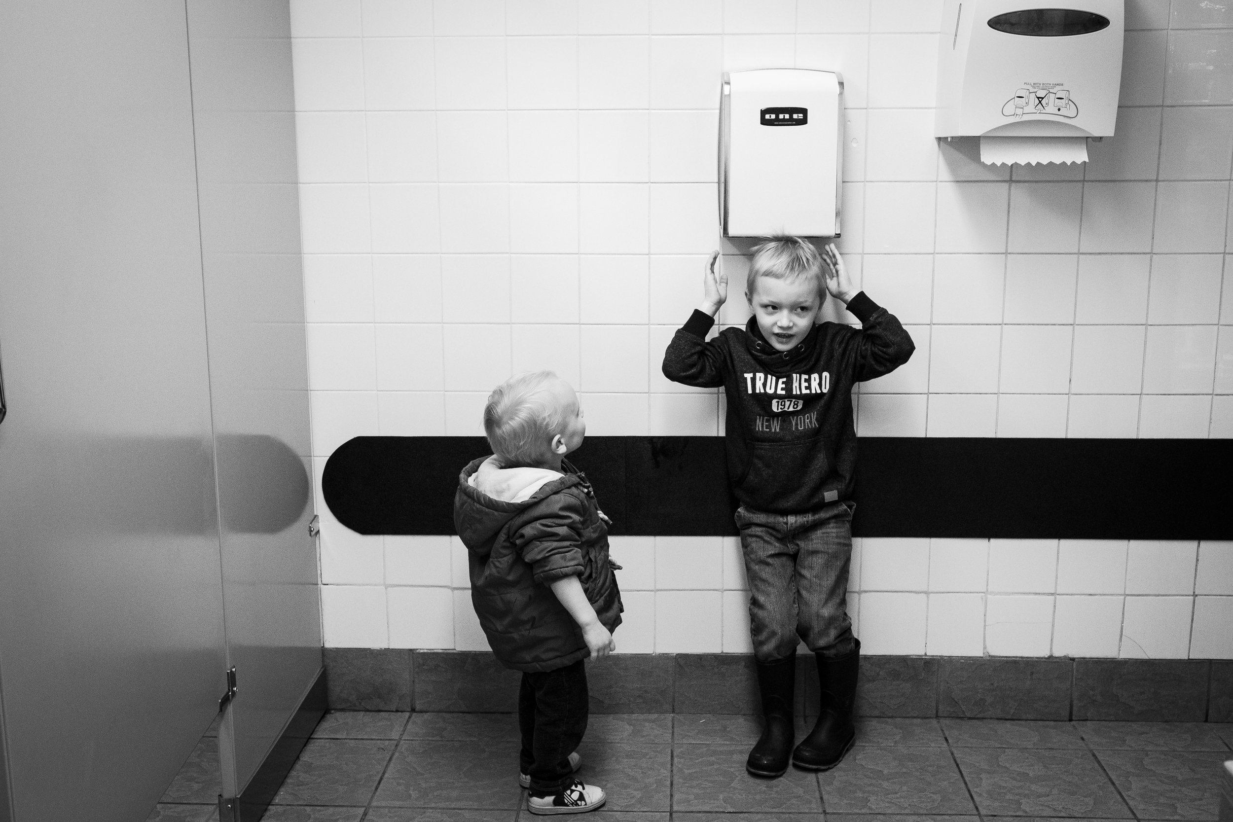 kids-bathroom-hand-dryer-documentary-photography-maple-ridge