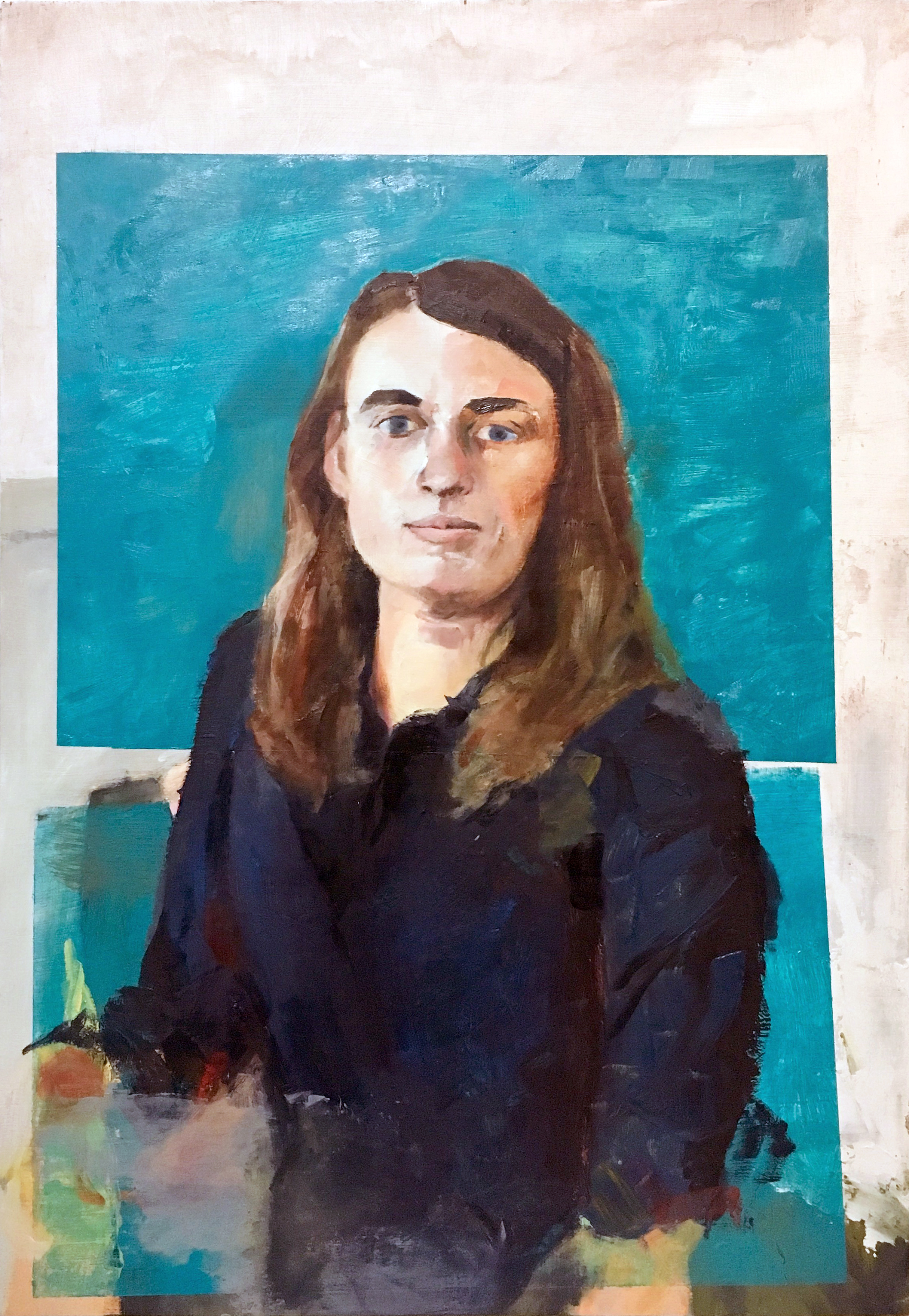 Portrait of Maddie S.