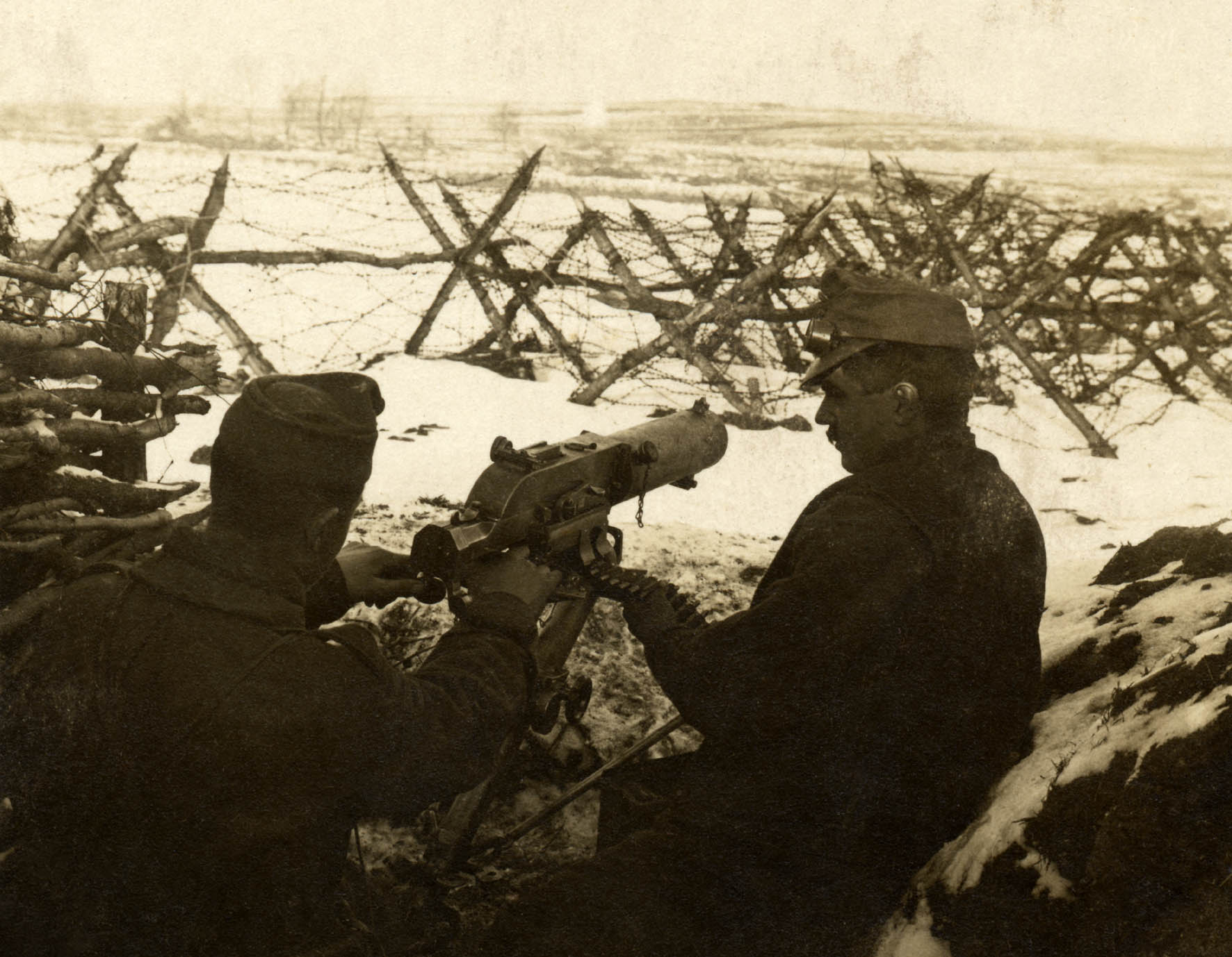 45 - Miraglieri austriaci sul fronte orientale.JPG