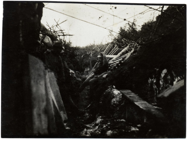 97 - prima linea sul San Michele 5.jpg