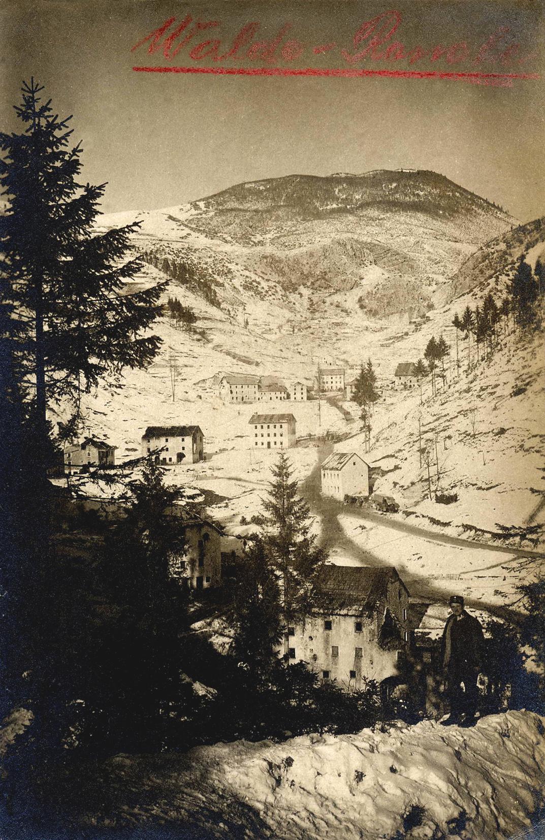 24 - Val dei Ronchi nella primavera del 1918.JPG