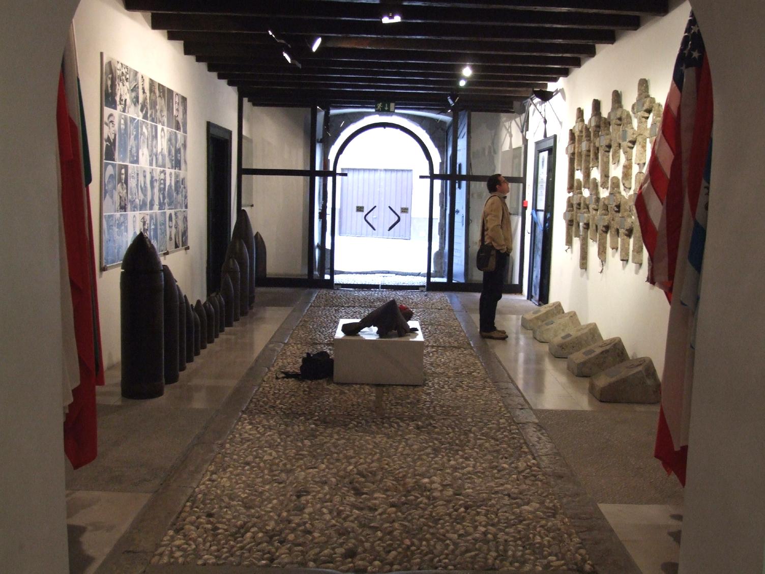 Kobaridski Muzej - 4.JPG