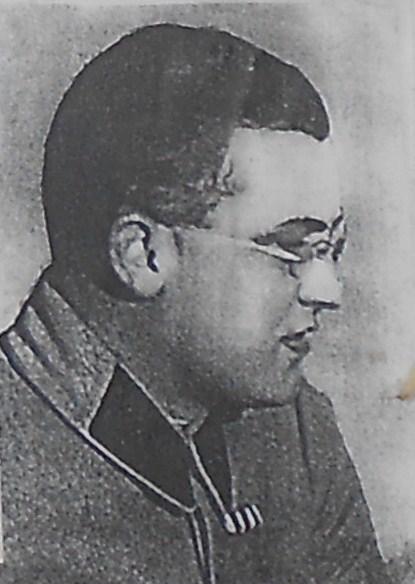 Padre Bruno Spitzl - 59° Reggimento Arciduca Rainer - Salisburgo