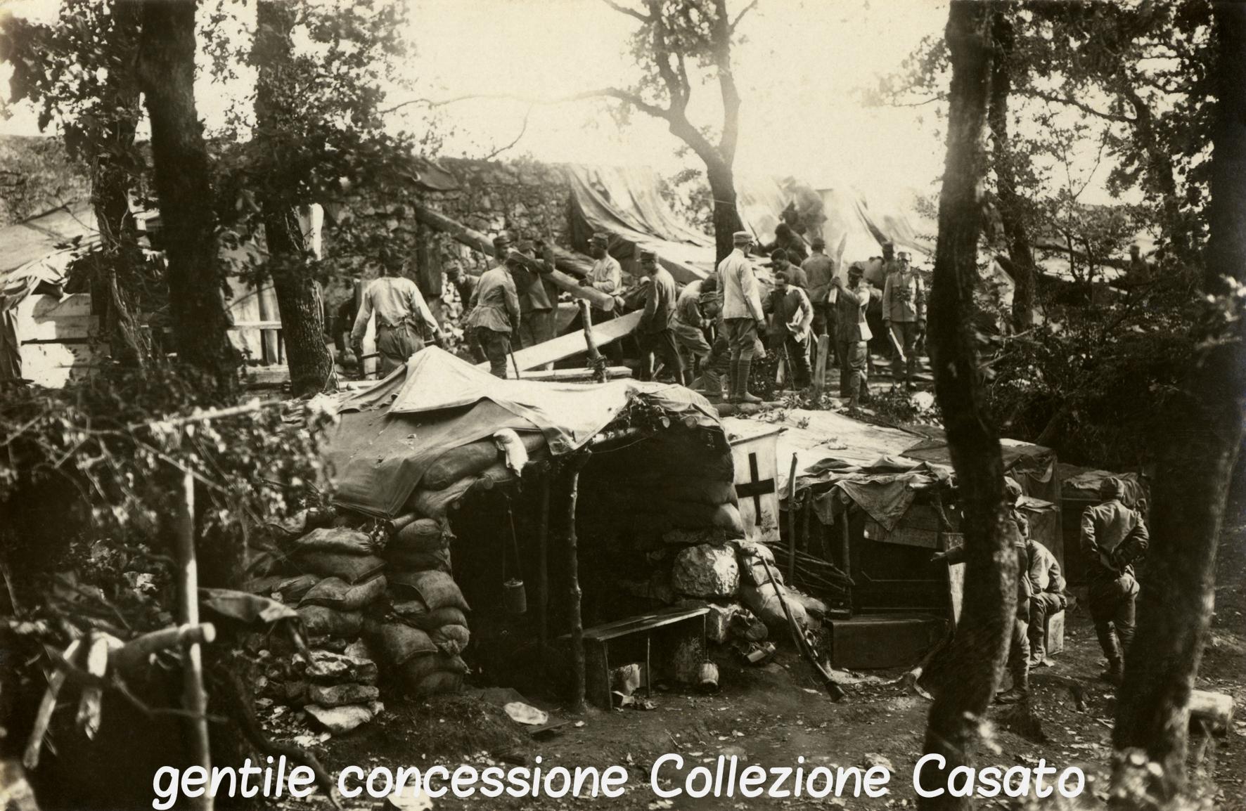31 - Posto di pronto soccorso vicino alle prime linee (1) CRIPTATA CASATO.jpg