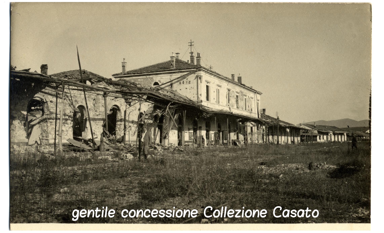 rovine della stazione  centrale ferroviaria di Gorizia 25 agosto 1916 (c).jpg