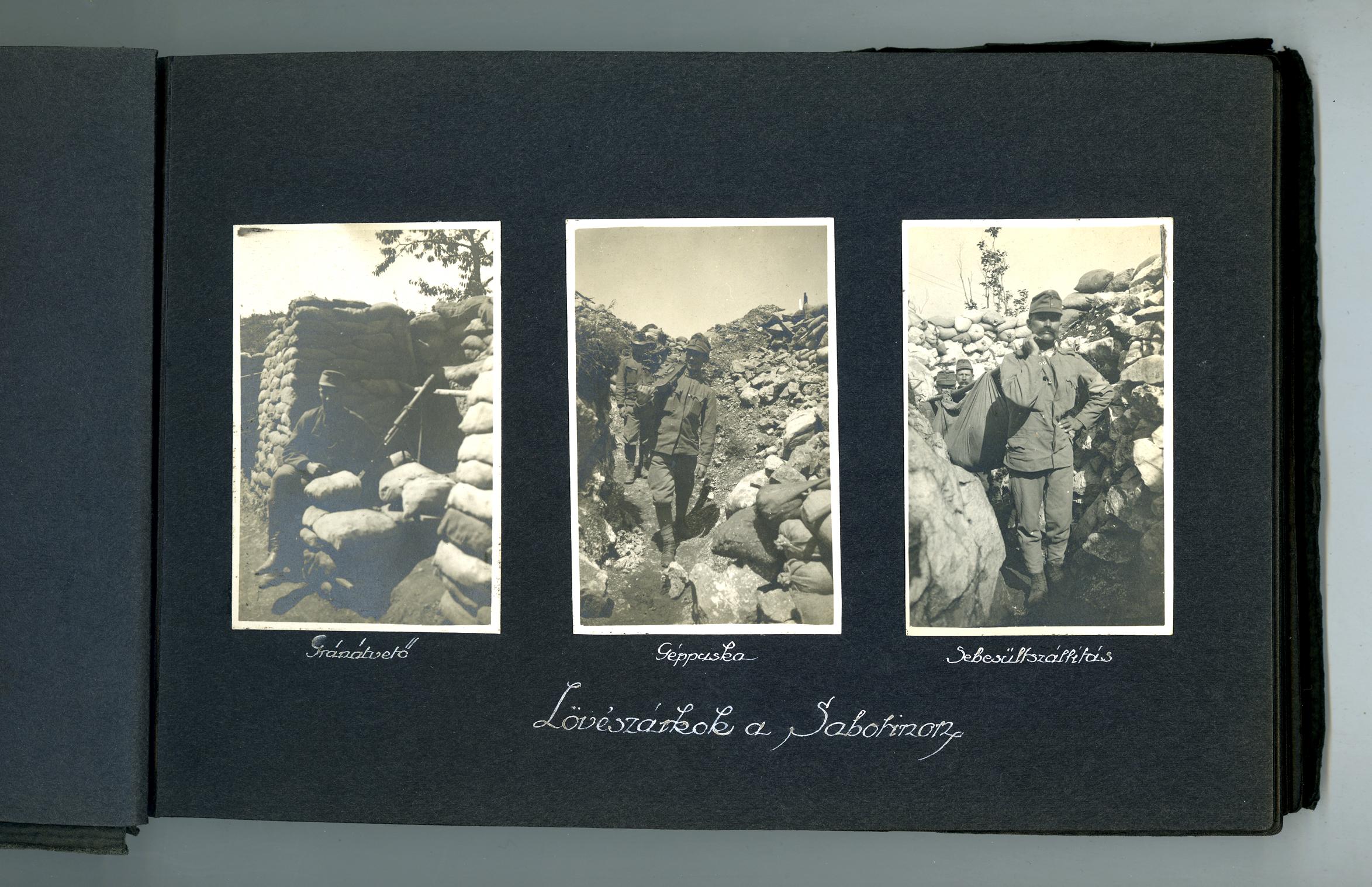 12 - album ungherese sul Sabotino - ASDM.JPG