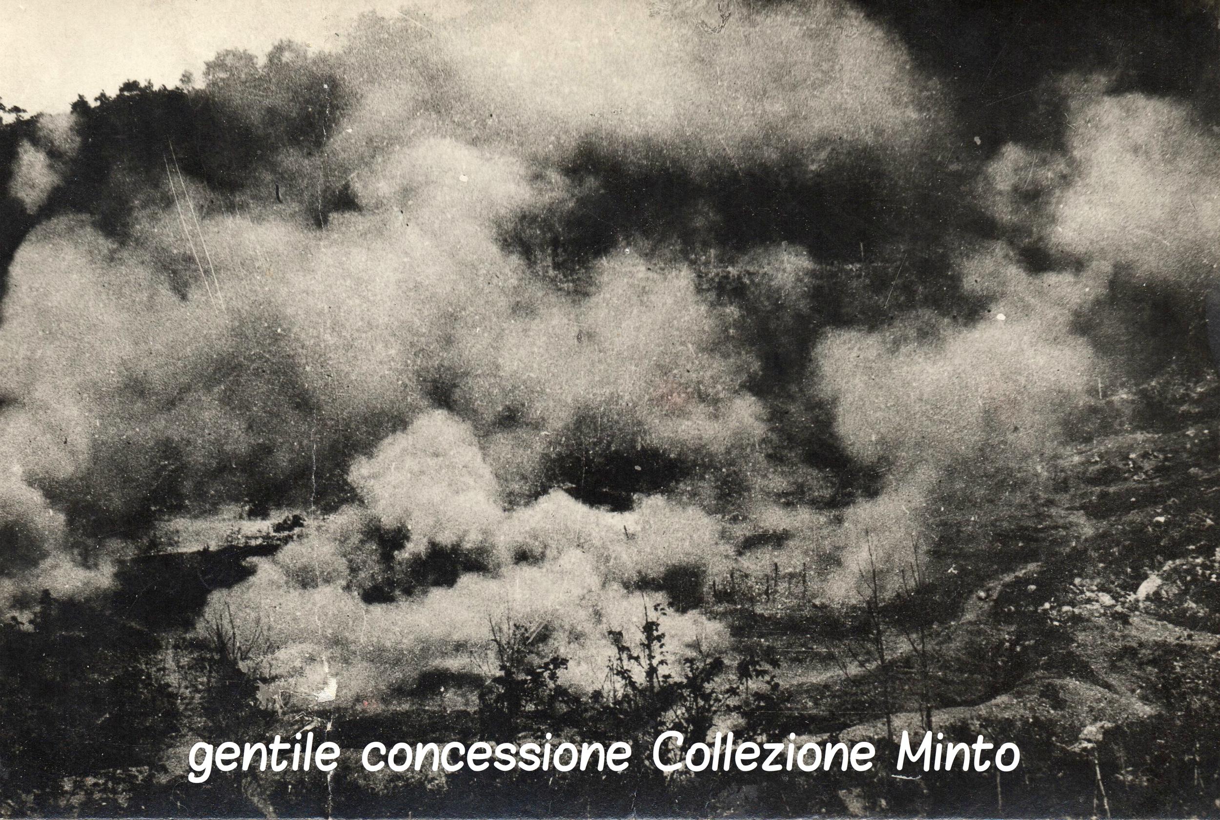 I combattimenti infuriano sul Montello