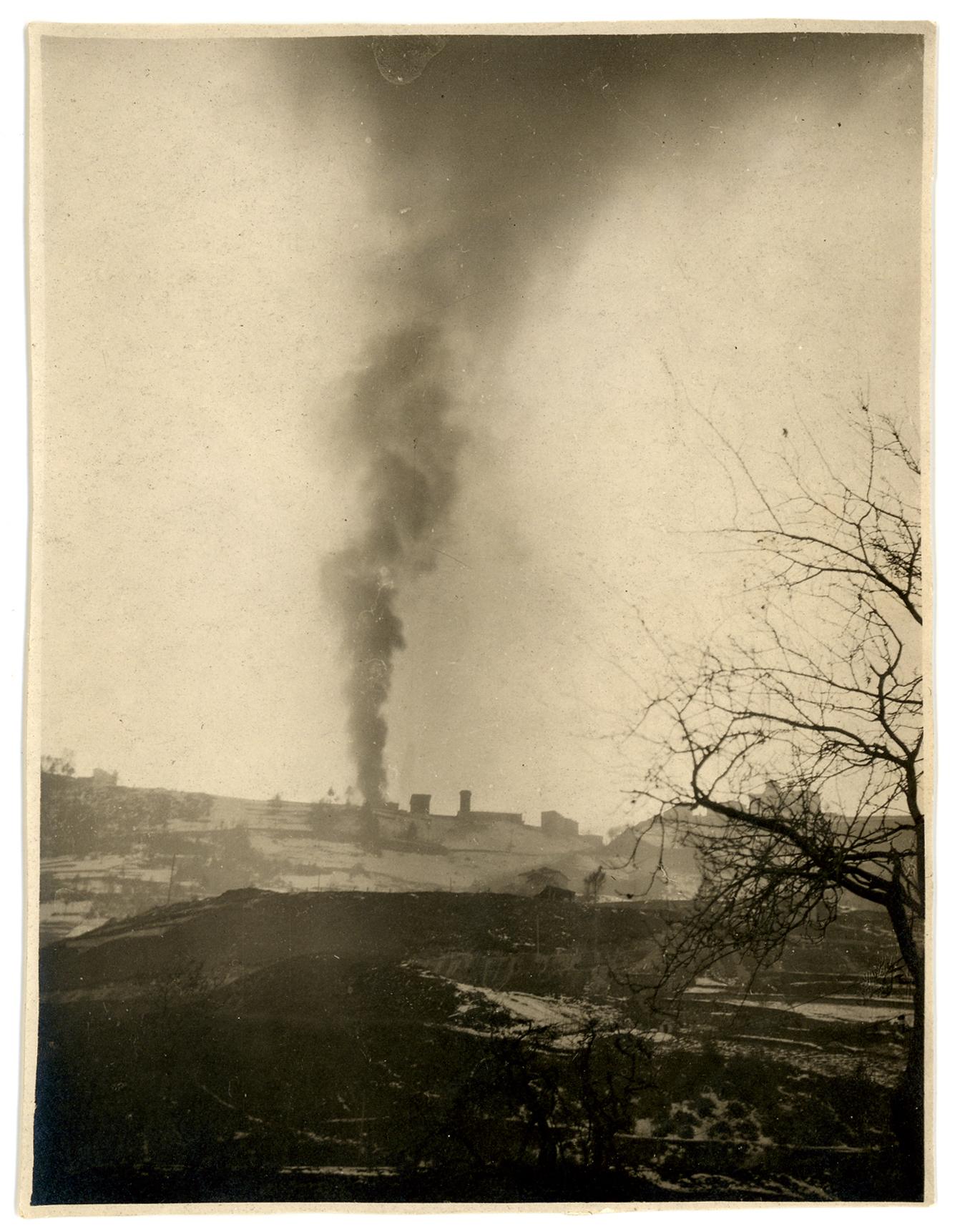 07 - Enego bombardata dall'artiglieria austroungarica - ASDM.JPG