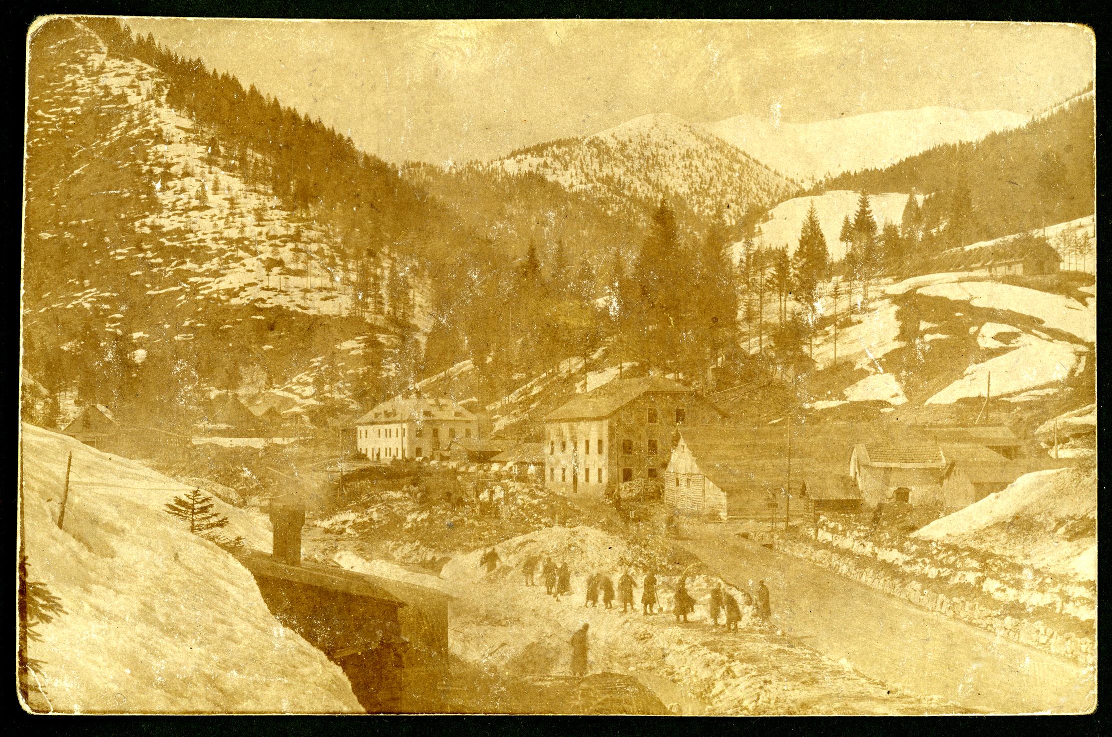 16 -  località il Ghertele nella primavera del 1917 - ASDM.JPG