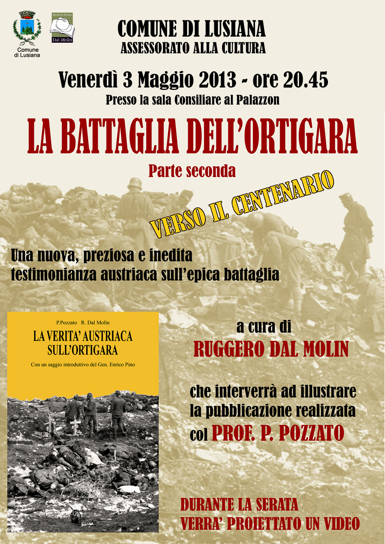 locandina  x Lusiana - Battaglia dell'Ortigara Parte II.jpg