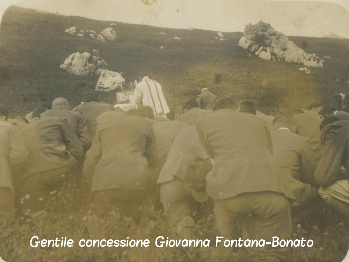 cMessa da campo vicino a Rovereto 1915.jpg