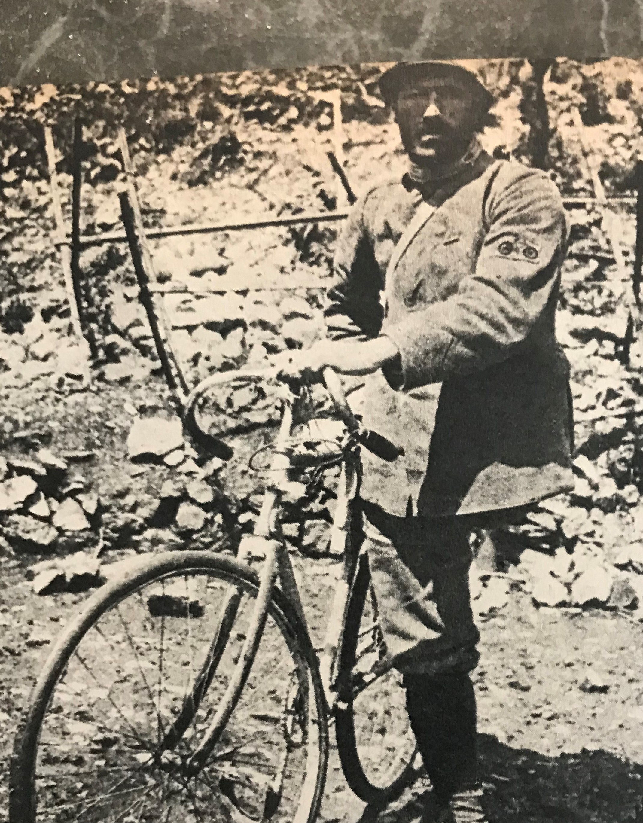 Il Bersagliere Enrico Toti, Medaglia d'Oro al Valor Militare