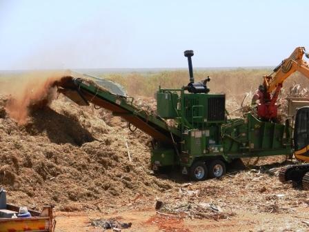 Mass Composting Equipment