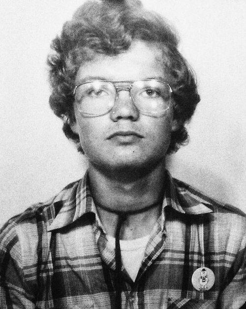 Leider nicht biometrisch, aber schön. Ihr Fotograf Michael Kleinespel. 1977.
