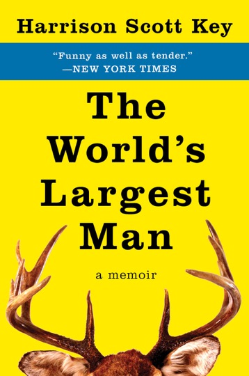 "How Big Is He? - Harrison Scott Key was born in Memphis, but he grew up in Mississippi, among pious, Bible-reading women and men who either shot things or got women pregnant. At the center of his world was his larger-than-life father—a hunter, a fighter, a football coach, ""a man better suited to living in a remote frontier wilderness of the nineteenth century than contemporary America, with all its progressive ideas, and paved roads, and lack of armed duels. He was a great man, and he taught me many things: How to fight, how to work, how to cheat, how to pray to Jesus about it, how to kill things with guns and knives and, if necessary, with hammers.""Buy the book today.Sly, heartfelt, and tirelessly hilarious, The World's Largest Man is an unforgettable memoir and winner of the Thurber Prize for American Humor, an honor won by writers like David Sedaris, Trevor Noah, Calvin Trillin, and others. Here is the universal story of a boy's struggle to reconcile himself with an impossibly outsized role model, and a grown man's reckoning with the father it took him a lifetime to understand."
