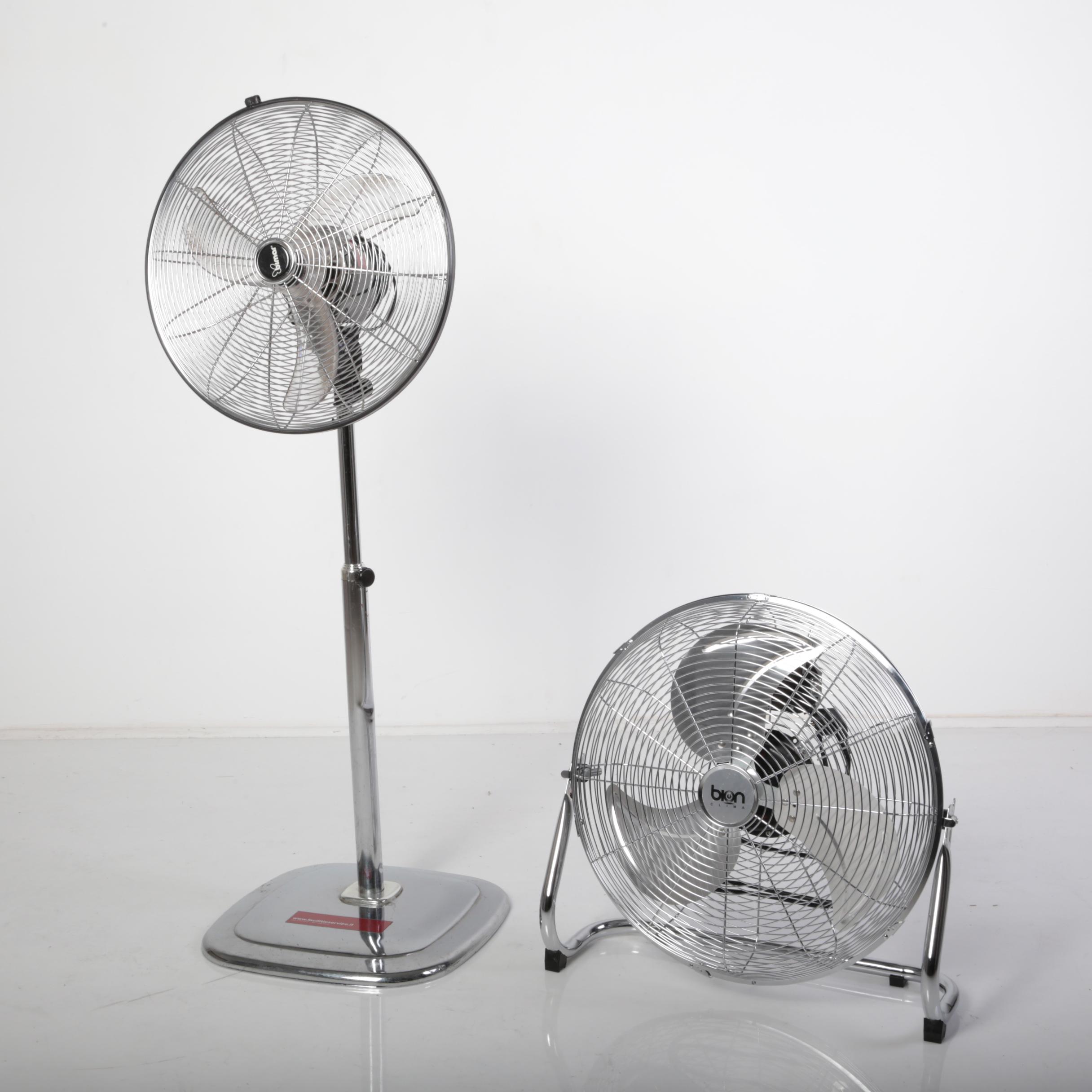 ventilatori alti e bassi