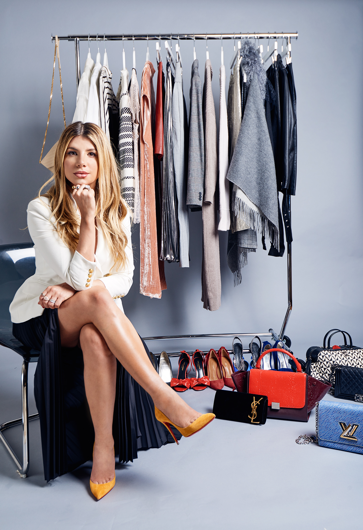 Melissa Polo Landau - Wardrobe Stylist