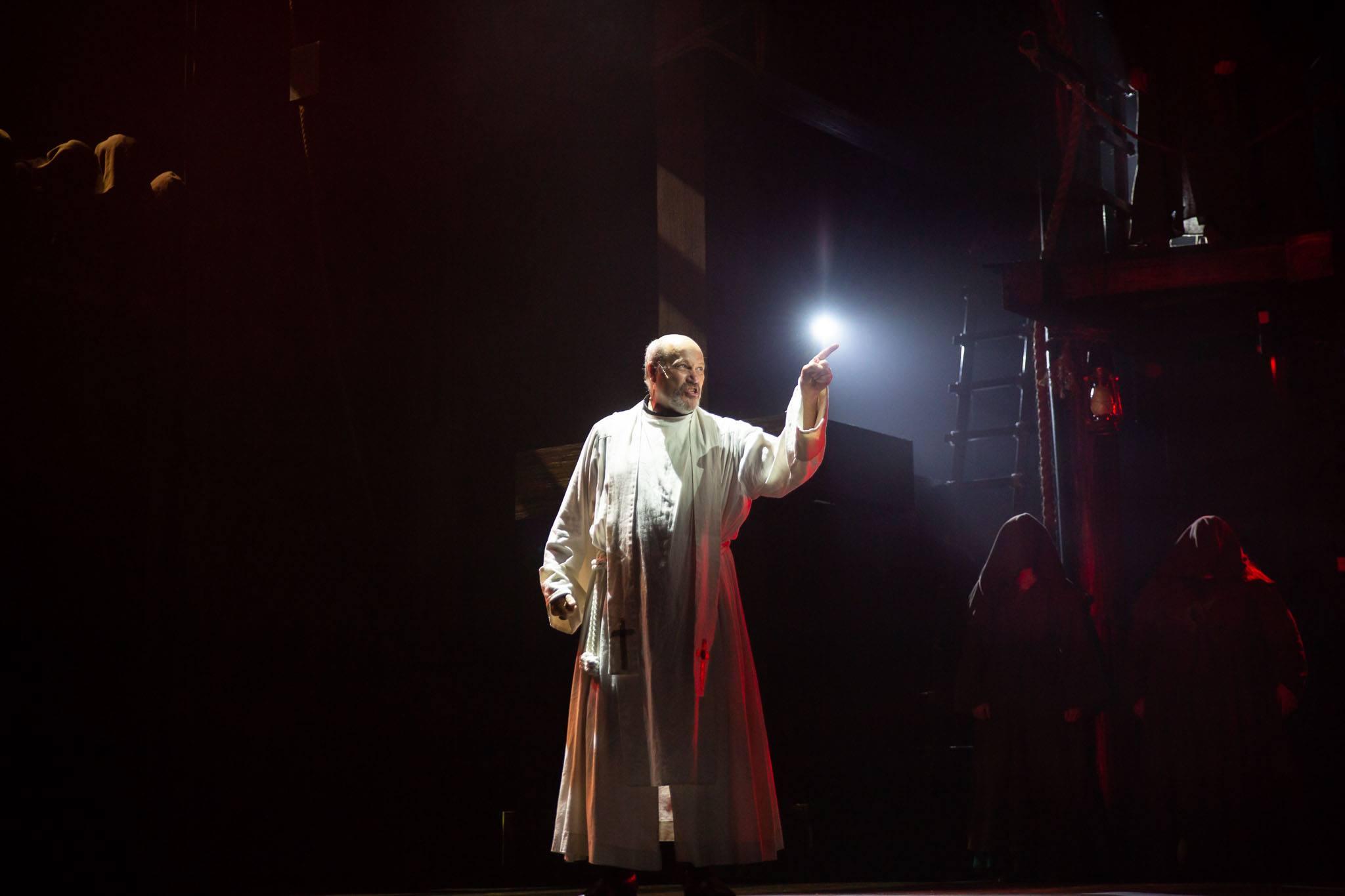 David Girolmo as Frollo