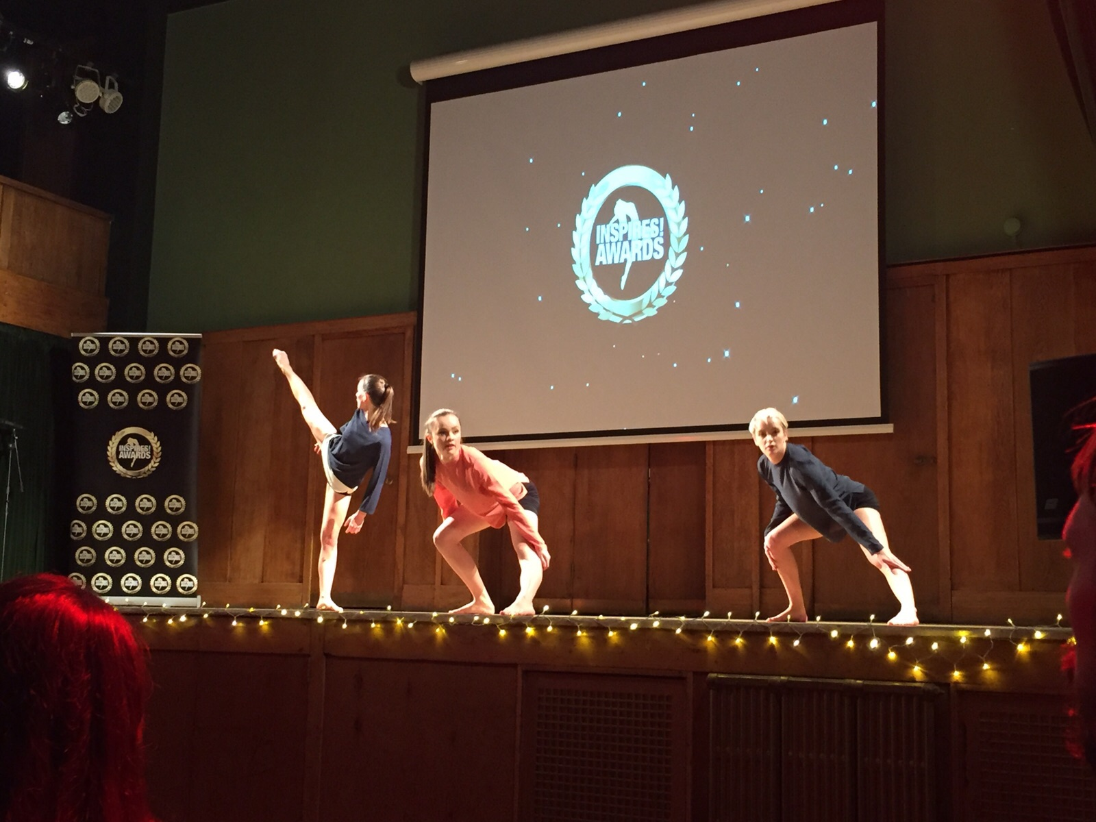 INSPIRES! Awards ★  Dance London @ Conway Hall, London UK 2016
