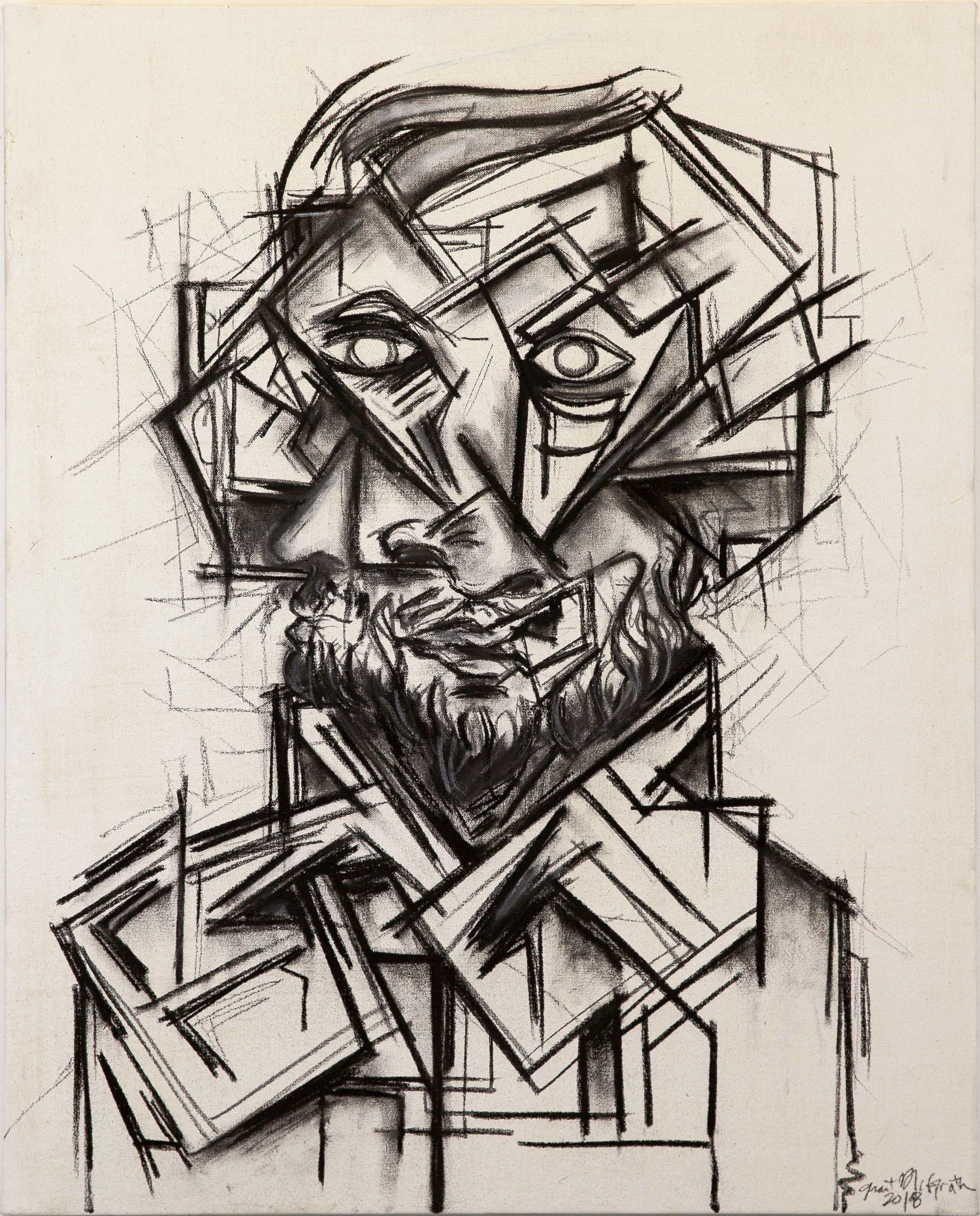 Self Portrait III
