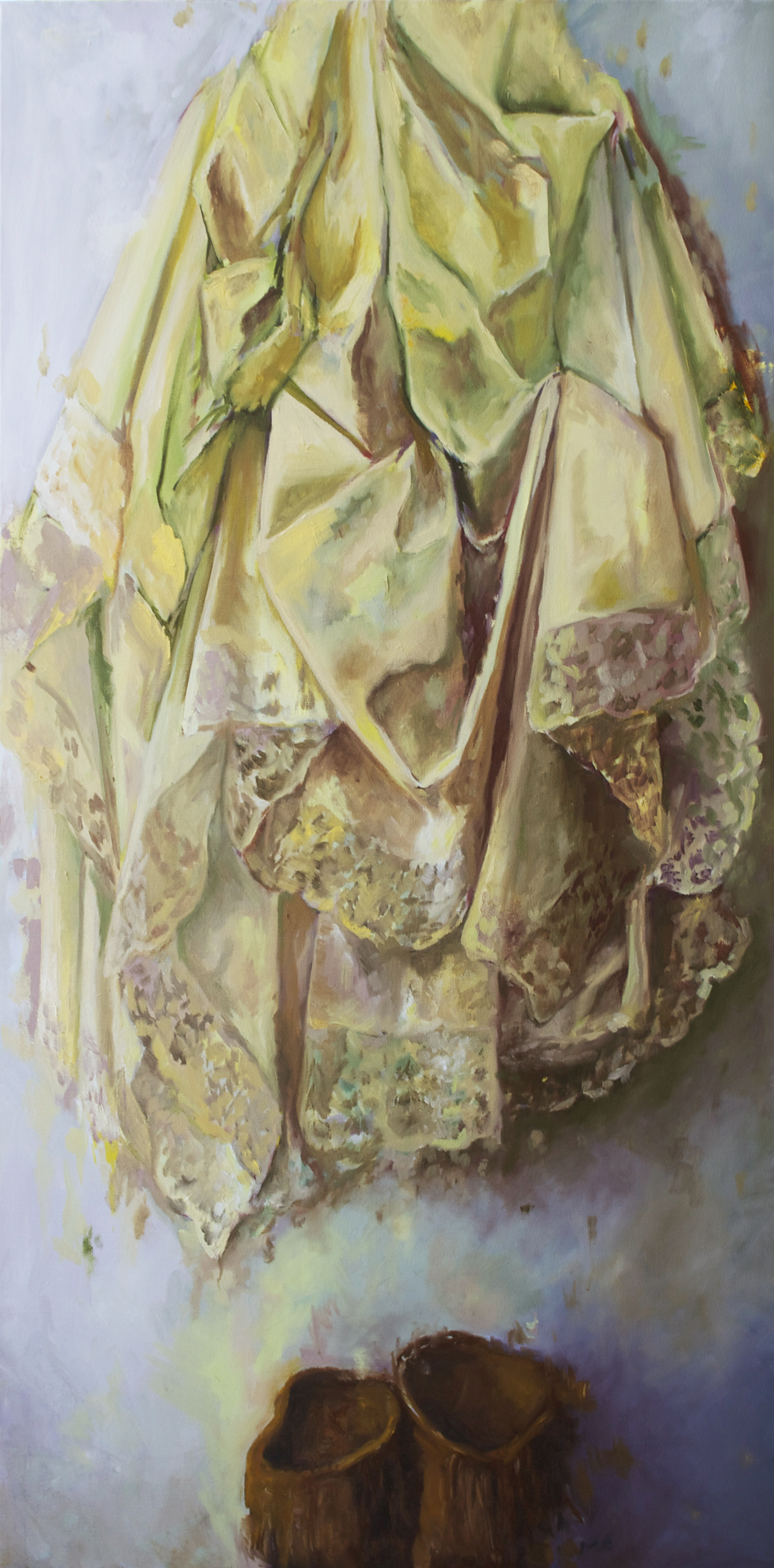 """put my little shoes away  