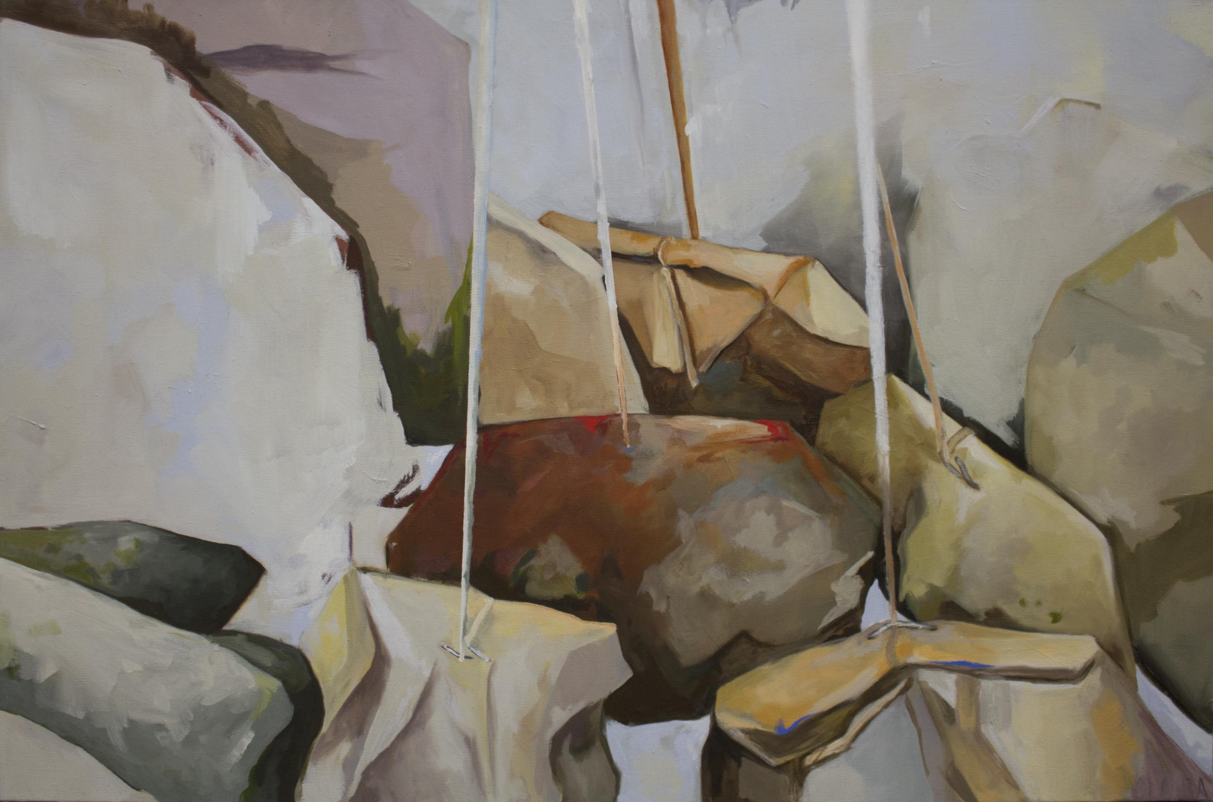 """overhead     oil on canvas,  36x24"""""""