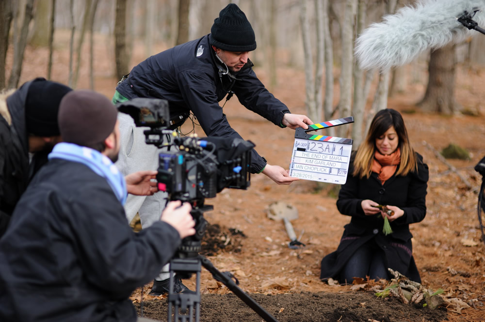 Behind-the-scenes of my latest film, THE END OF MARA, where I looked to build upon what I'd learned from my previous films.