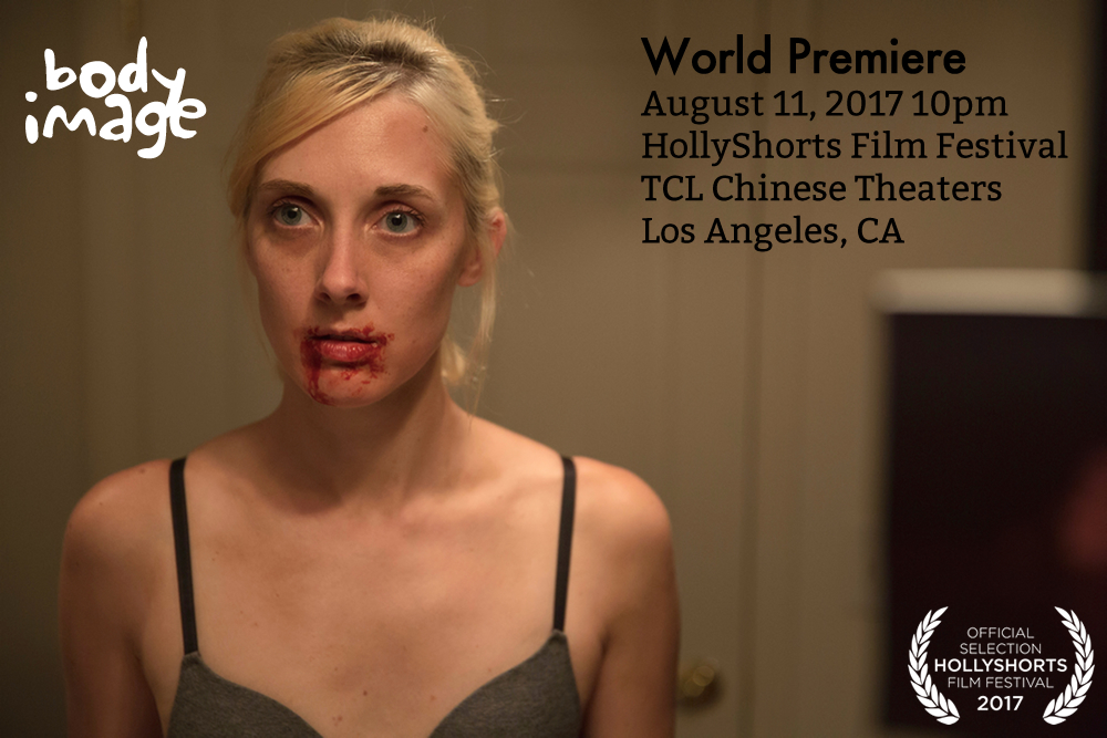 'Body Image' World Premiere at HollyShorts Film