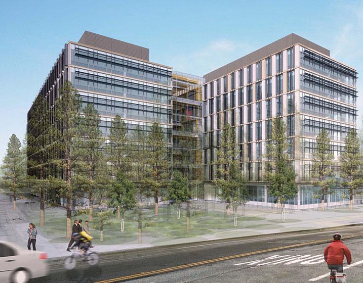 Genentech B35 Office building, 1475 Grandview Dr, South San Francisco