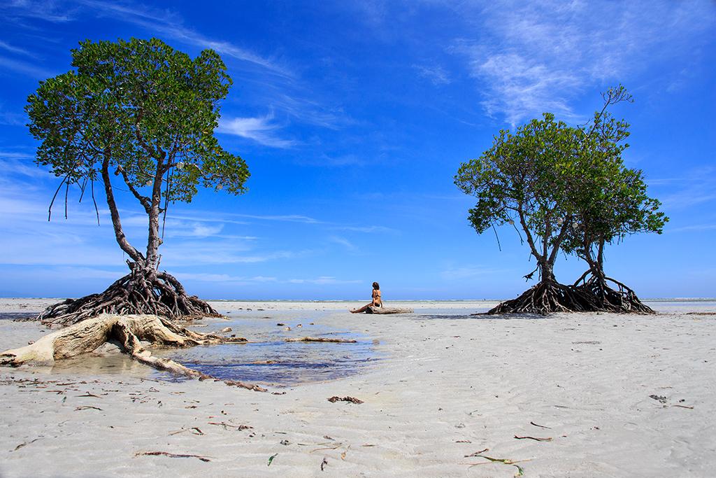 Esmeralda beach