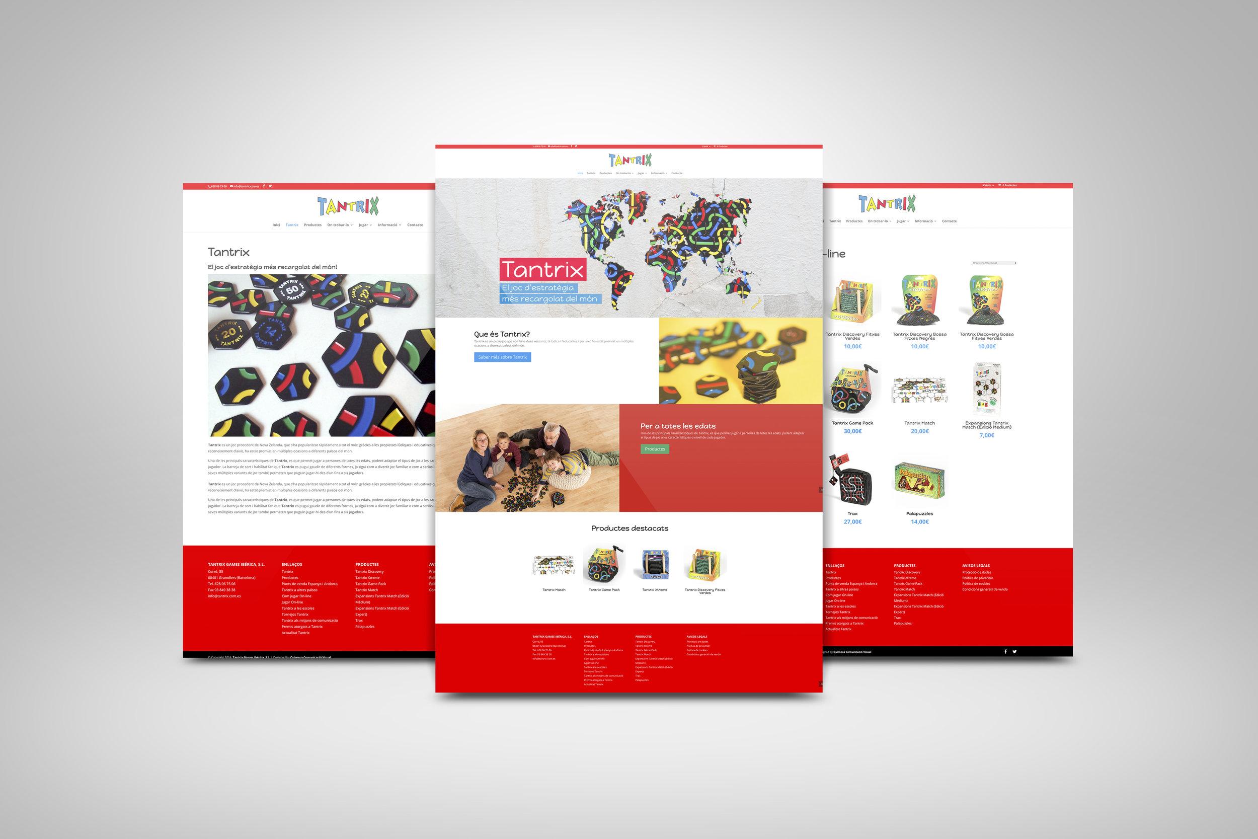 Pàgina web Tantrix (Espanya)