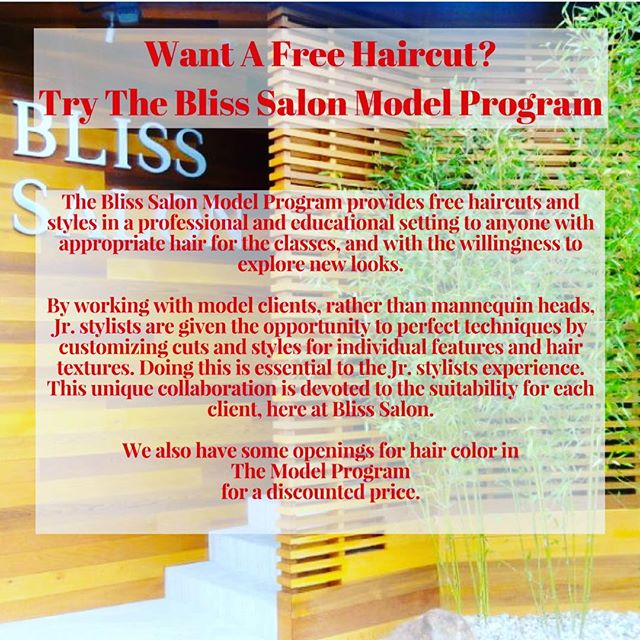 CALLING ALL POTENTIAL HAIR MODELS!!! 🌟